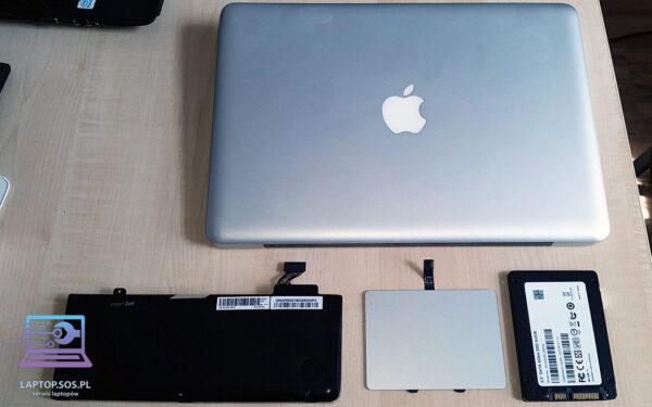 Naprawa szybko Apple Macbook Pro Serwice Krakow