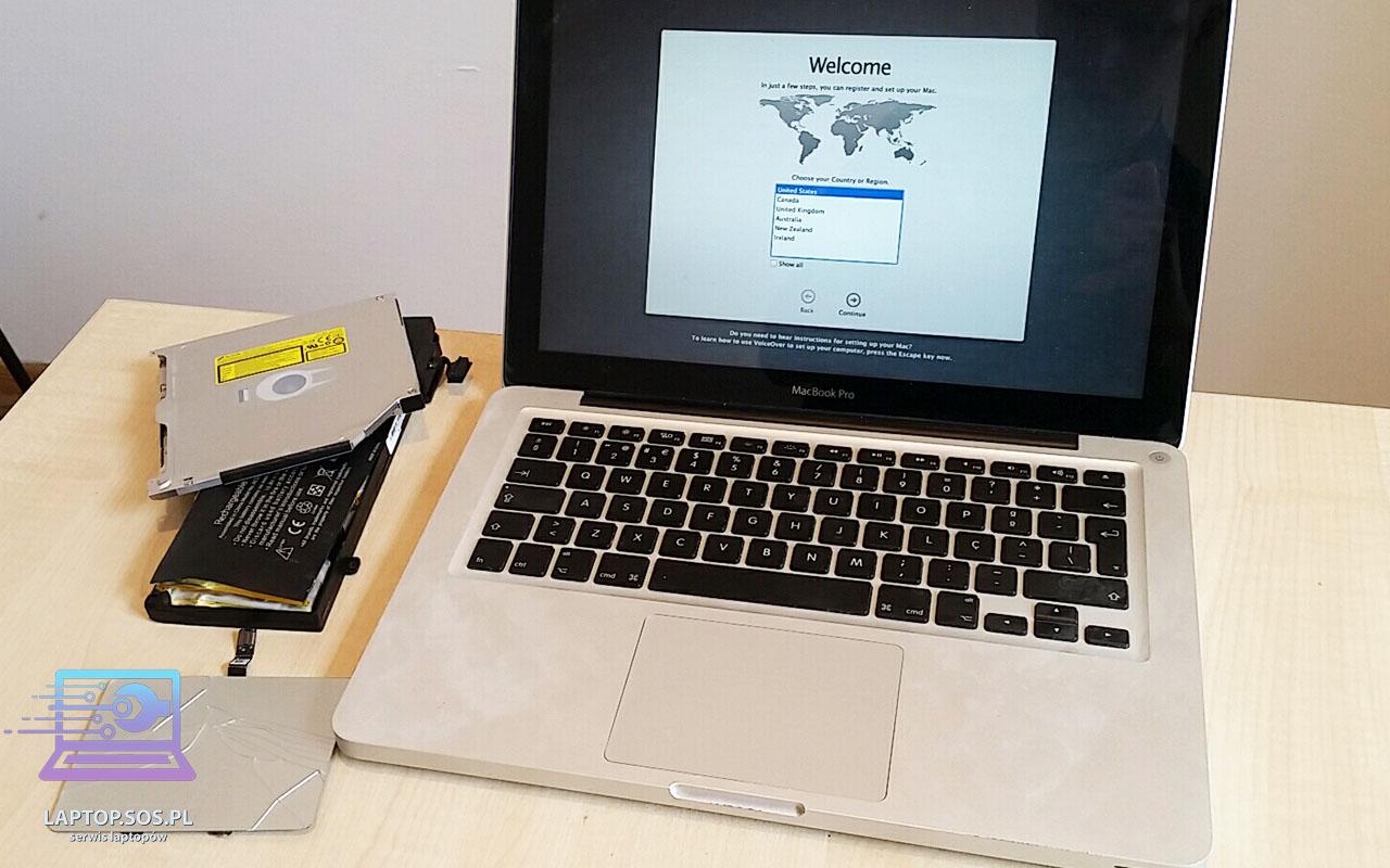 Serwis Naprawa Macbook Pilnie