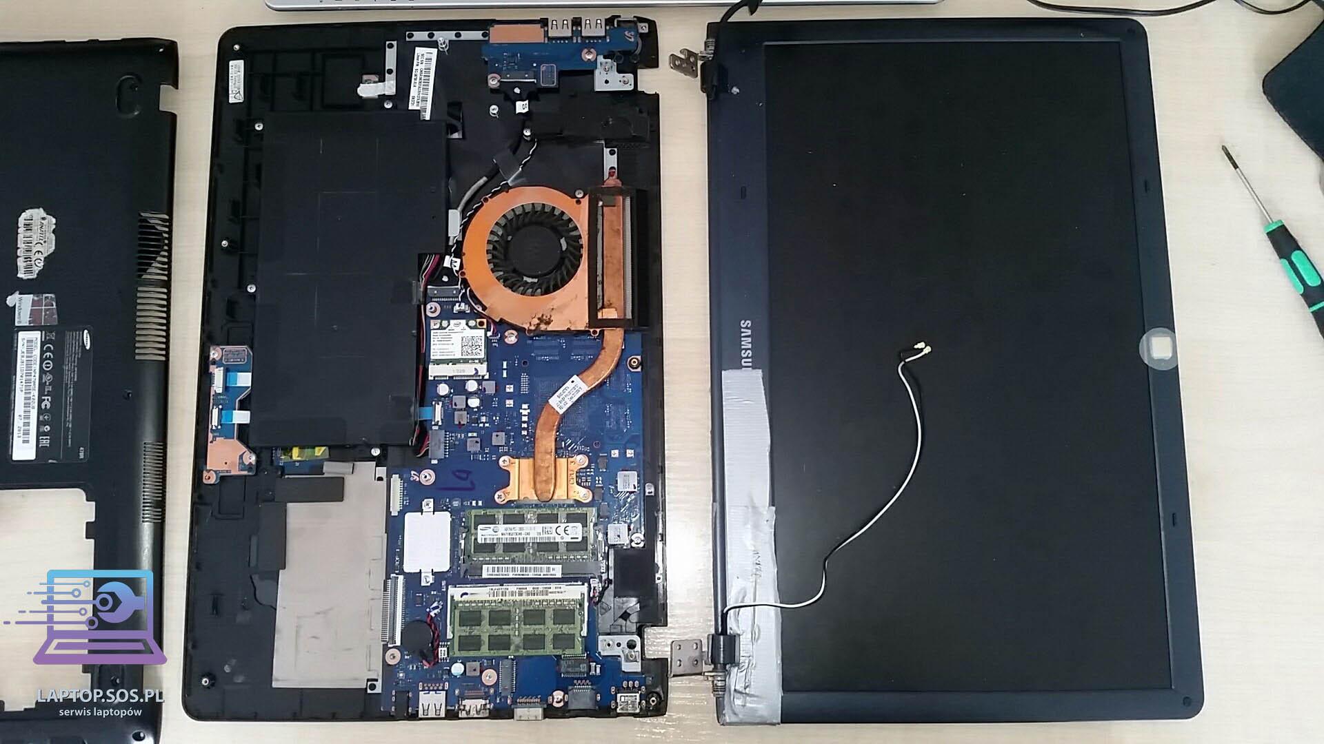 serwis laptopów kraków samsung