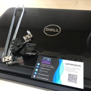 Wymiana oraz naprawa zawiasów w laptopie
