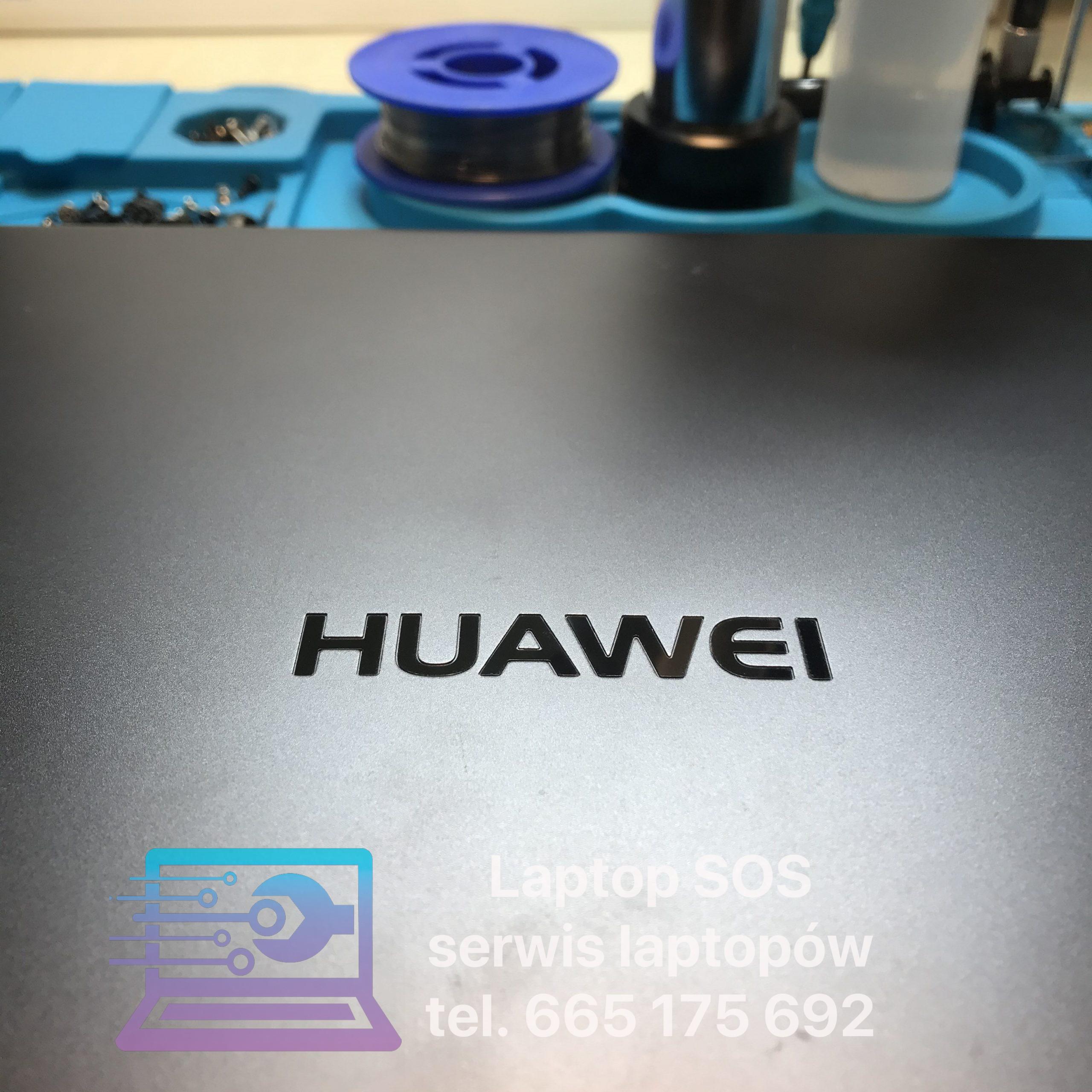 Wymiana matrycy ekranu Huawei MateBook D MRC-W10